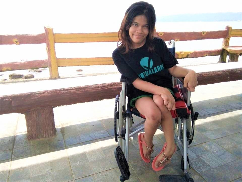 MY CEREBRAL PALSY AND ME