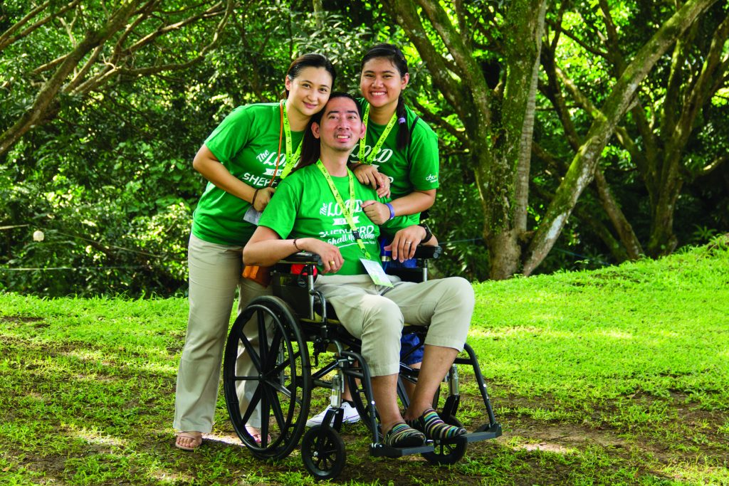 Love God More in Disability